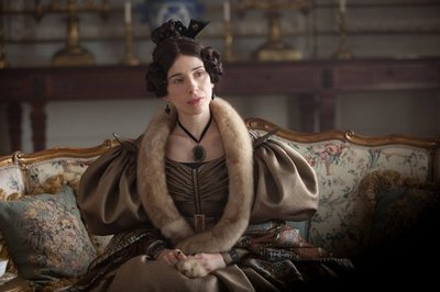 Sally Hawkins as Mrs. Reed in Jane Eyre (2011)