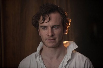Michael Fassbender as Mr. Rochester in Jane Eyre (2011)