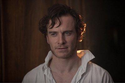 Michael Fassbender as Mr. Rochester in Jane Eyre (2011)