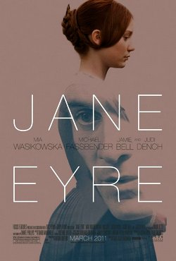 Jane Eyre (2011) movie poster