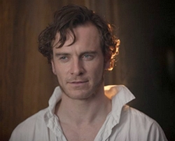 Mr. Rochester (Michael Fassbender) in Jane Eyre (2011)