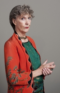 Image from Upstairs Downstairs Season 1: Eileen Atlins as Maude Lady Holland © 2010 MASTERPIECE