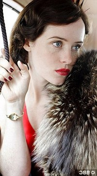 Claire Foy as Lady Persie in Upstairs Downstairs (2010)