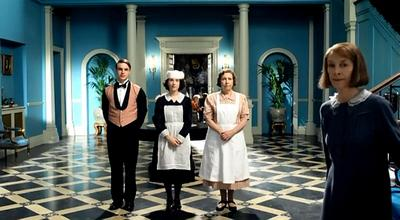The staff at 165 Eaton Place, Upstairs Downstairs (2010)