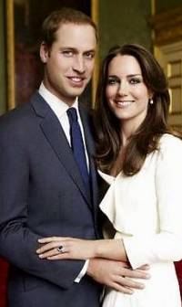 William and Kate Royal engagement 2010