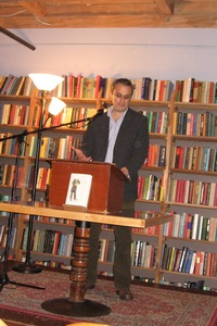 Author William Deresiewicz at the A Jane Austen Education Event in Seattle (2011)