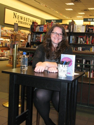 Erin Blakemore B&N Event May 20, 2011