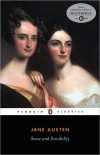 Sense and Sensibility, by Jane Austen (Penguine Classics) 2003