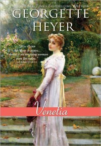 Venetia, by Georgette Heyer (2011)