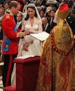 Prince William and Kate Middleton wedding ceremony (2011)