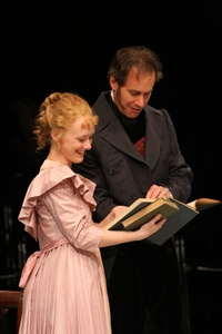 Jessica Martin and David Quicksall in Sense and Sensibility at the Book-It Rep (2011)
