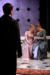 Book-It Reperatory Theatre's adaptation of Jane Austen's Sense & Sensibility (2011)
