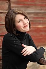 Author Jennifer Adams (2011)