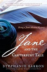 Jane and the Canterbury Tale, by Stephanie Barron (2011)