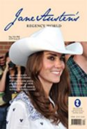 Jane Austen's Regency World Magazine cover No 53