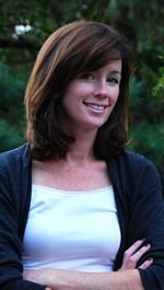 Author Tracy Kiely (2011)