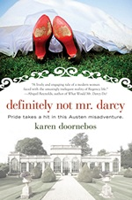 Definitely Not Mr  Darcy, by Karen Doornebos (2011)
