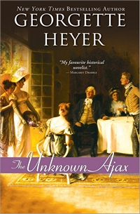 The Unknown Ajax, by Georgette Heyer (2011)
