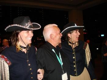 Andrew Davies at JASNA Ft. Worth (2011)
