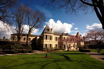 Chateau Ste. Michelle in Woodinville, WA