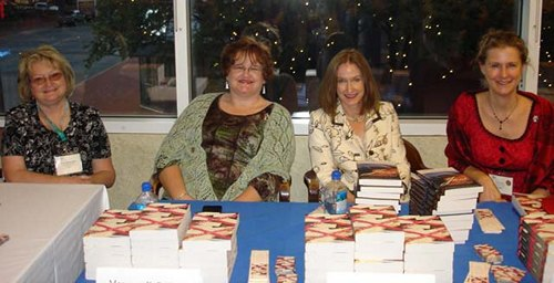 JAMMDI authors book launch Ft Worth, TX (2011)