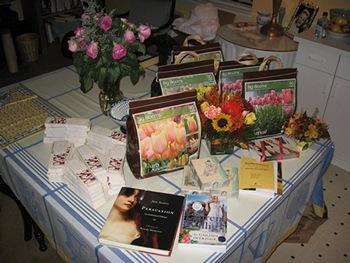 Laurel Ann's kitchen table to do list