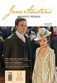 Jane Austen's Regency World Magazine No 54 Nov/Dec (2011)