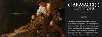 Kimbell Museum of Art Caravaggio exhibit Ft. Worth, TX (2011)