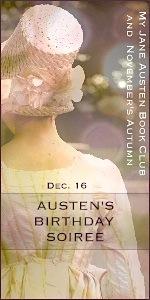 Austen's Birthday Soiree 2012