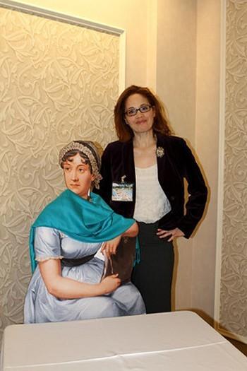 Charlene Kern with Jane