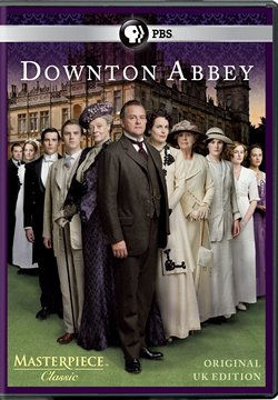 Downton Abbey (PBS) DVD (2011)
