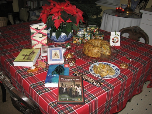 Holiday Jane Austen stuff  (2011)