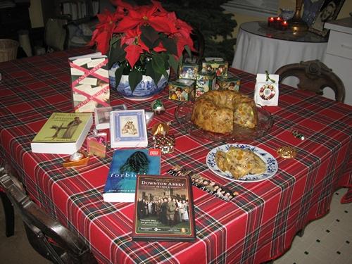 Holiday Jane Austen stuff  (2011)