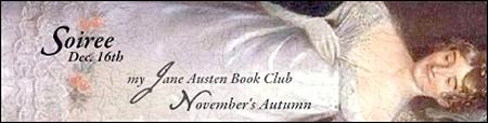 Jane Austen Birthday Soiree 2011