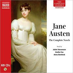 Jane Austen: The Complete Novels (Naxos Audio) 2009