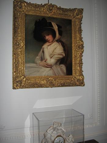 Lady Emma Hamilton by George Romney