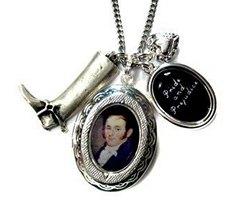 Mr Darcy jewelry by Hoolala