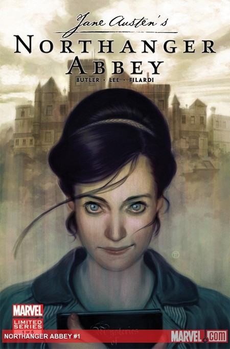 Northanger Abbey #1 Marvel Comics