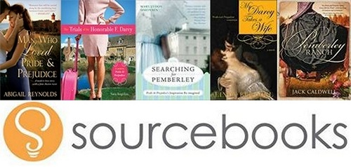 Sourcebooks Austen Birthday Banner (2011)
