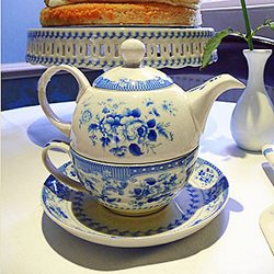 Tea for One from the Jane Austen Centre Giftshop