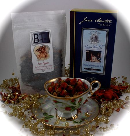 Bingleys Tea Valentine Giveaway (2012)