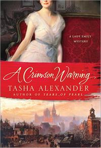 Crimson Warning, by Alexandra Tudor (2011)