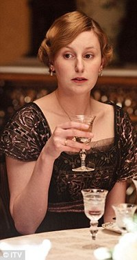 Downton Abbey Lady Edith