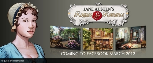 Rogues and Romance Interactive Facebook Game