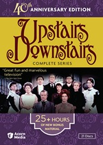 Upstairs Downstairs the complete series (1971-1975)