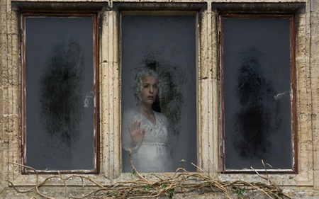 Gillian Anderson as Miss Havisham in Great Expectations (2012)