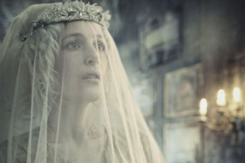 Gillian Anderson as Miss Havisham in Great Expectations (2012)