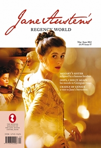 Jane Austen's Regency World Magazine No 57 (2012)