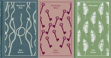 Penguin Hardcover Classics: Jane Austen