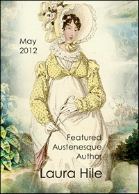Laura Hile Featured Austenesque Author May (2012)